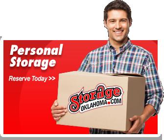 Storage Oklahoma